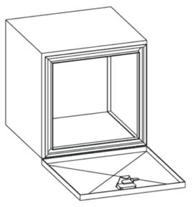 toolbox general dimensions