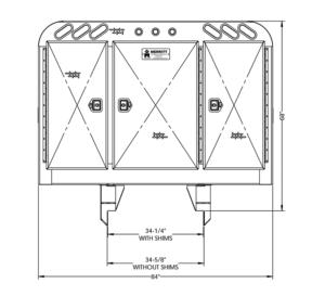 Northern-Light Cab Rack | Merritt Aluminum Products on
